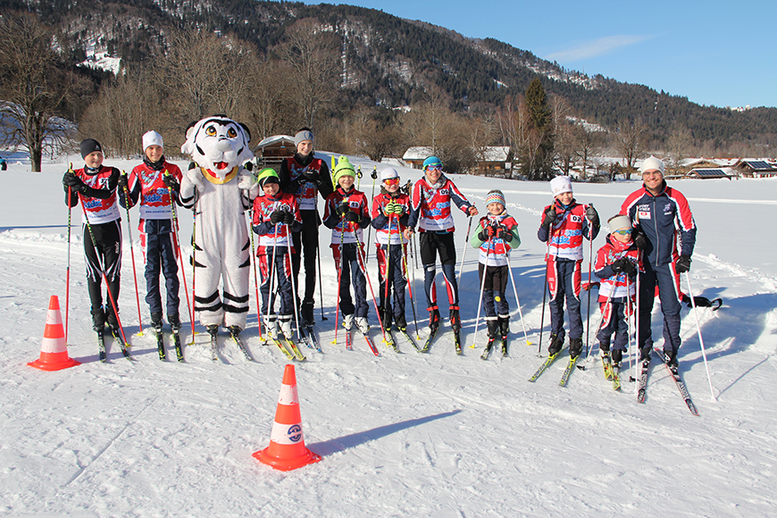 Ski-Club Team Ski Nordisch Langläufer 2019