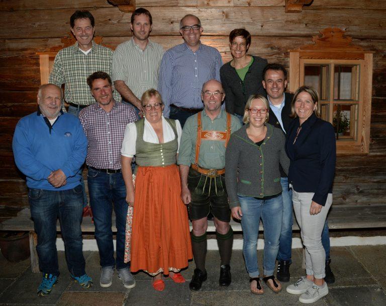 Ski-Club Rottach-Egern Vorstand Vorstandschaft Voitlhof
