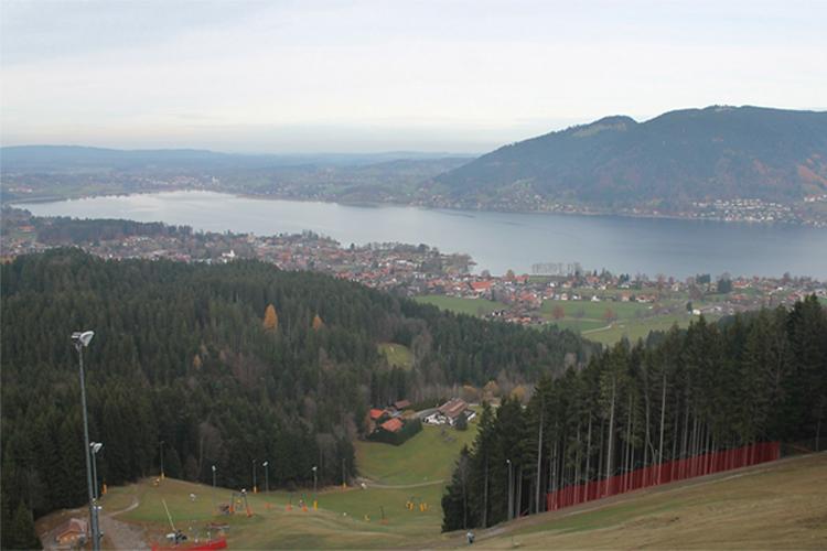 Ski-Club Rottach-Egern Sonnenbichl Skihang Tegernsee
