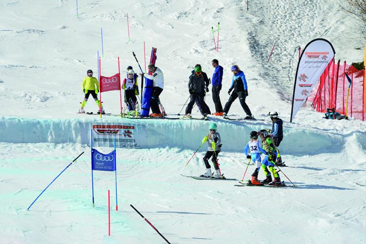 SCRE Ski Alpin Trainingskonzept Sonnenbichl