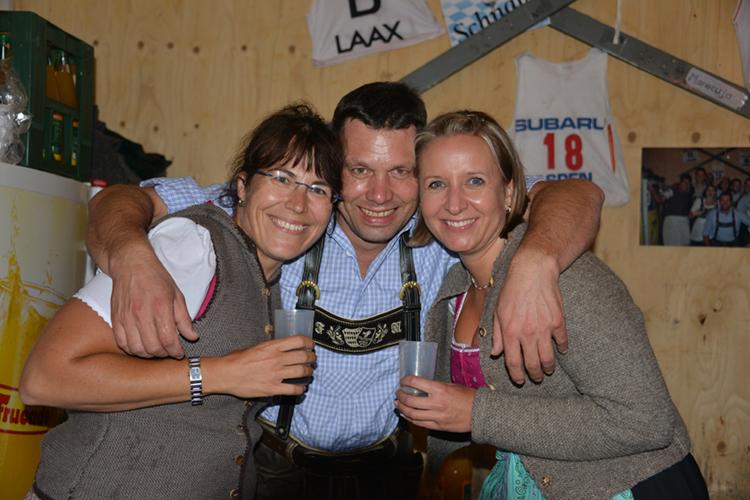 Ski-Club Rottach-Egern Waldfest 2017 Innenbar