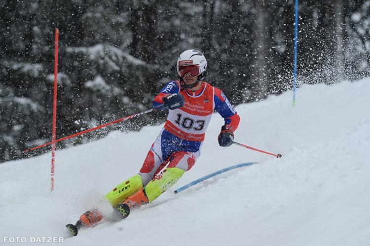 SCRE Alpin Skifahren Sonnenbichl Sparkassen Cup März 2020