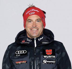 Skicross Bundestrainer Peter Stemmer 2020 SCRE
